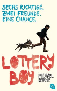 Michael  Byrne - Lottery Boy