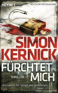 Simon  Kernick - Fürchtet mich