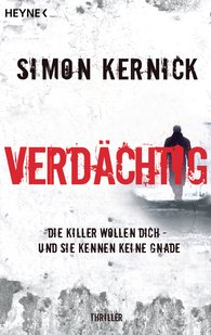 Simon  Kernick - Verdächtig