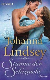 Johanna  Lindsey - Stürme der Sehnsucht