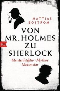 Mattias  Boström - Von Mr. Holmes zu Sherlock
