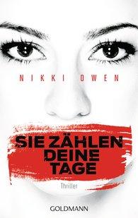 Nikki  Owen - Sie zählen deine Tage (Maria Martinez 2)