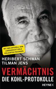 Heribert  Schwan, Tilman  Jens - Vermächtnis