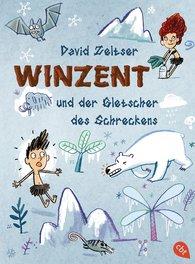 David  Zeltser - Winzent und der Gletscher des Schreckens