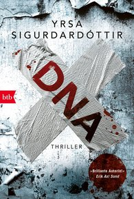 Yrsa  Sigurdardóttir - DNA
