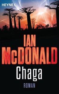 Ian  McDonald - Chaga oder das Ufer der Evolution