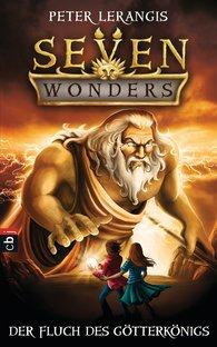 Peter  Lerangis - Seven Wonders - Der Fluch des Götter-Königs