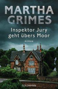 Martha  Grimes - Inspektor Jury geht übers Moor
