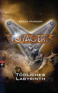 Kekla  Magoon - Voyagers - Tödliches Labyrinth