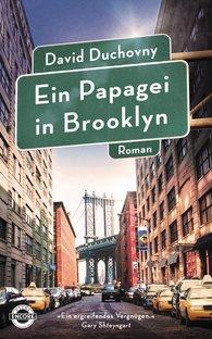 David  Duchovny - Ein Papagei in Brooklyn