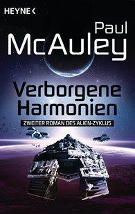 Paul  McAuley - Verborgene Harmonien