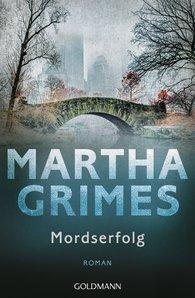 Martha  Grimes - Mordserfolg