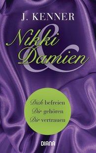 J.  Kenner - Nikki & Damien (Stark Novella 1-3)