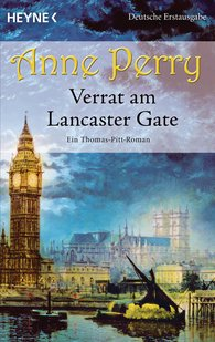 Anne  Perry - Verrat am Lancaster Gate