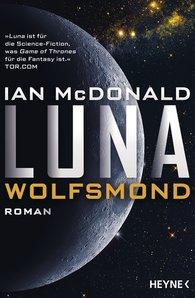 Ian  McDonald - Luna - Wolfsmond