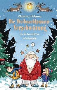 Christian  Tielmann - Die Weihnachtsmann-Verschwörung