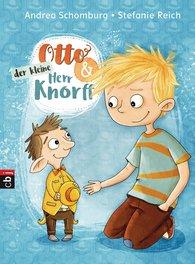 Andrea  Schomburg - Otto und der kleine Herr Knorff