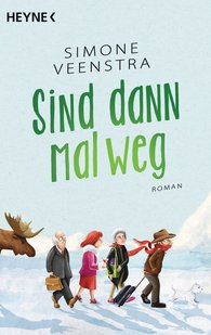 Simone  Veenstra - Sind dann mal weg