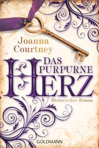 Joanna  Courtney - Das purpurne Herz