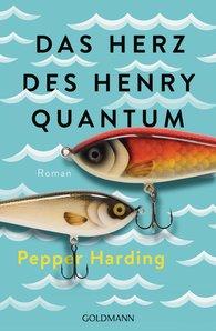 Pepper  Harding - Das Herz des Henry Quantum