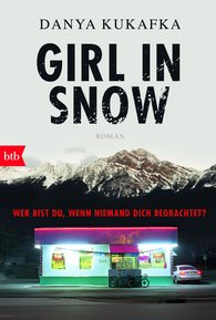 Danya  Kukafka - GIRL IN SNOW