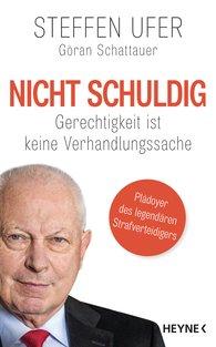 Steffen  Ufer, Göran  Schattauer - Nicht schuldig