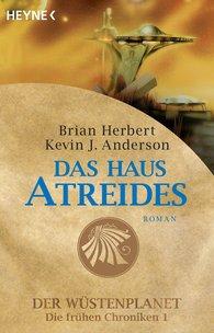 Brian  Herbert, Kevin J.  Anderson - Das Haus Atreides