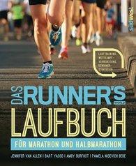 Jennifer  Van Allen, Bart  Yasso, Amby  Burfoot, Pamela  Nisevich Bede - Das Runner's World Laufbuch für Marathon und Halbmarathon