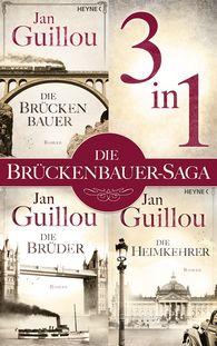 Jan  Guillou - Der Brückenbauer, Die Brüder, Die Heimkehrer - (3in1-Bundle)