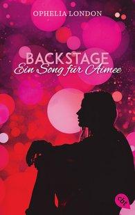 Ophelia  London - Backstage - Ein Song für Aimee