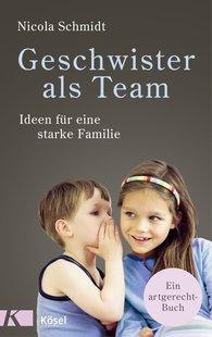 Nicola  Schmidt - Geschwister als Team