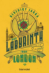 Benedict  Jacka - Das Labyrinth von London
