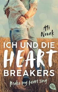 Ali  Novak - Ich und die Heartbreakers - Make my heart sing