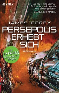 James  Corey - Persepolis erhebt sich