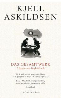 Kjell  Askildsen - Das Gesamtwerk - 2 Bände mit Begleitbuch