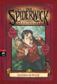 Holly  Black - Die Spiderwick Geheimnisse - Gefährliche Suche