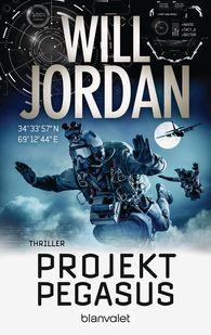 Will  Jordan - Projekt Pegasus