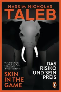 Nassim Nicholas  Taleb - Das Risiko und sein Preis