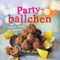 Verlagsgruppe Random House Bassermann Verlag  (Hrsg.) - Partybällchen aus Fleisch, Fisch und Gemüse