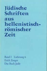 Erich  Zenger - Das Buch  Judit