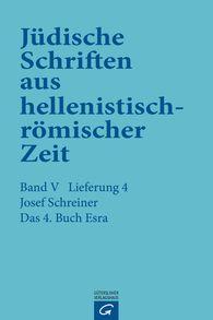 Josef  Schreiner - Das 4.  Buch Esra