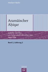Herbert  Niehr - Aramäischer Ahiqar