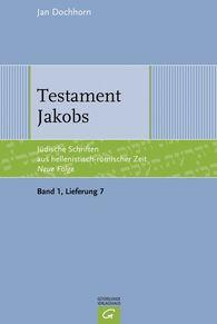 Jan  Dochhorn - Testament Jakobs