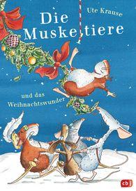 Ute  Krause - Die Muskeltiere und das Weihnachtswunder