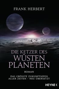 Frank  Herbert - Die Ketzer des Wüstenplaneten