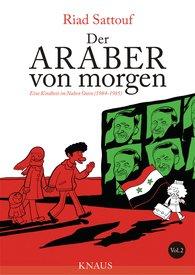 Riad  Sattouf - Der Araber von morgen, Band 2