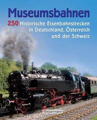 Verlagsgruppe Random House Südwest Verlag  (Hrsg.) - Museumsbahnen