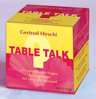 Gertrud  Hirschi - Table Talk