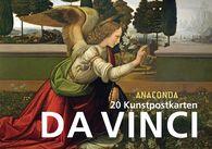 Postkartenbuch Leonardo da Vinci