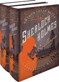 Arthur Conan  Doyle - Sherlock Holmes - Gesammelte Werke in zwei Bänden